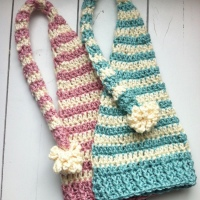 Baby Beanies - Holiday Elf Hats