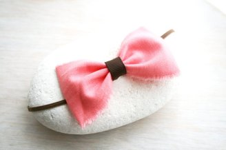etsy bow headband