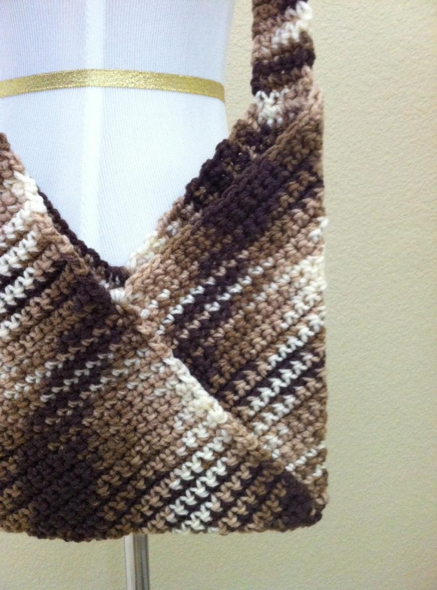 Crochet Masa Bag