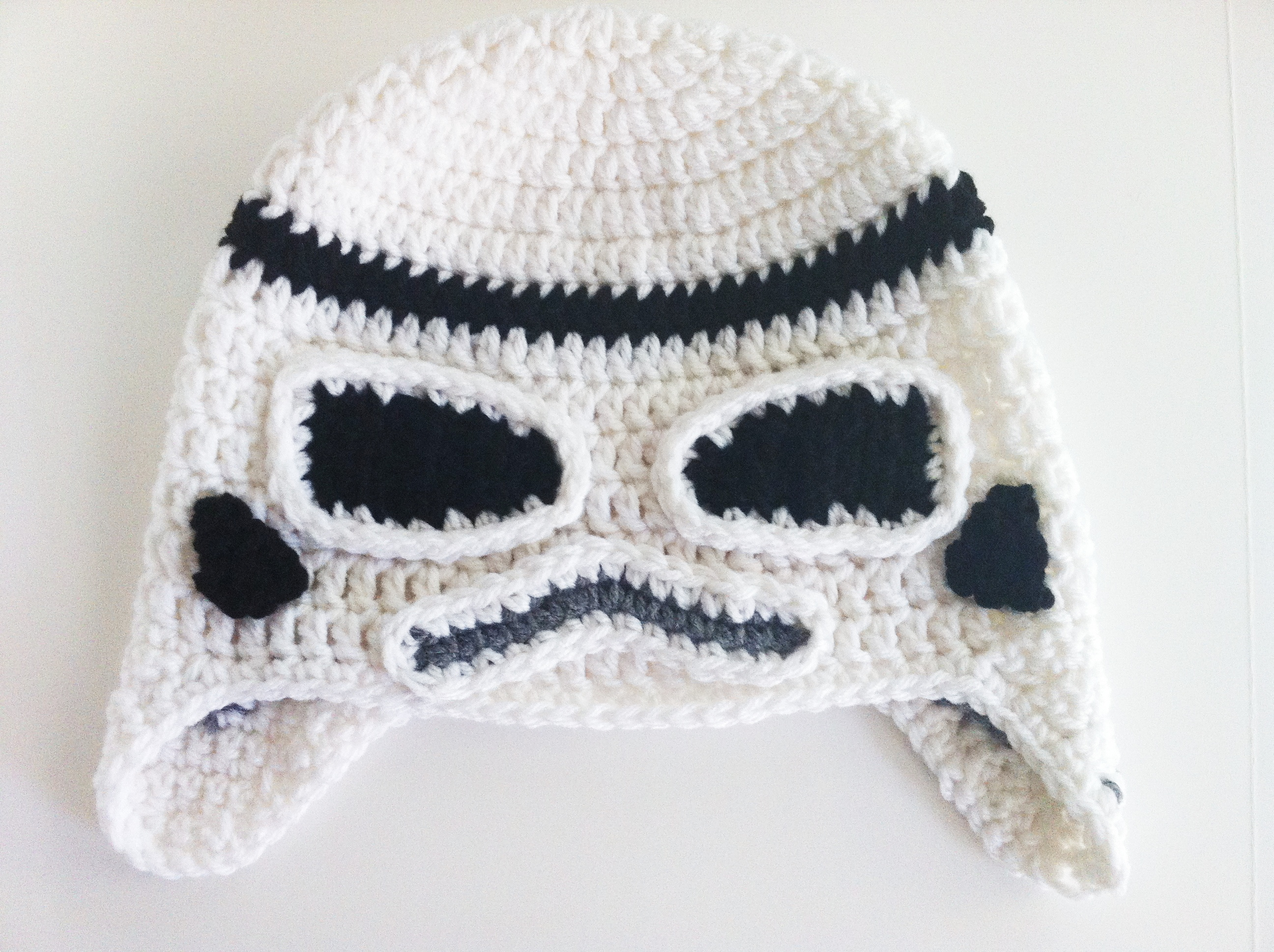 Storm Trooper Hat – Part 2 of Star Wars Cast