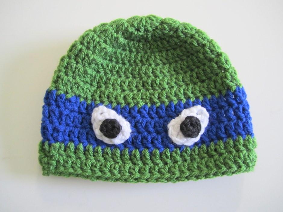 TMNT crochet tutorial