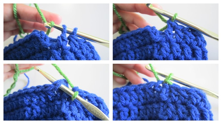 Tutorial Crochet Tmnt Hat