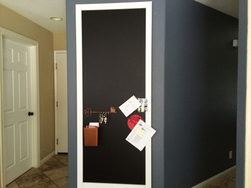 charlk board wall