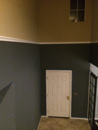 elevated chair molding